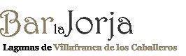 Bar la Jorja - Villafranca de los Caballeros